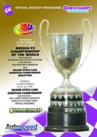 2013 BriSCA F2 World Championship Programme