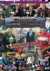 United Downs Raceway 200th BriSCA F2 Meeting