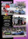 2014 - 25 Aug - Smeatharpe Stadium BriSCA F2 Saloon Programme