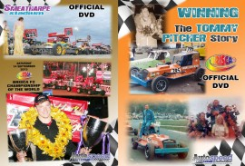 Tommy Pitcher Story/2013 BriSCA F2 WORLD CHAMPIONSHIP DVD