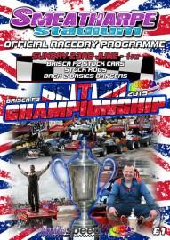 2019 BriSCA F2 BRITISH CHAMPIONSHIP