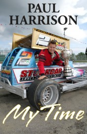 My Time BriSCA F1 Paul Harrison - BOOK