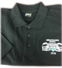Devon Truck Show Polo Shirt