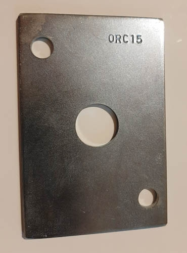 Restrictor Plate