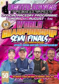 2019 BRISCA F2 WORLD CHAMPIONSHIP SEMI FINALS ST DAY
