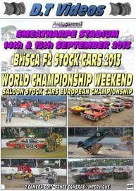 2013 BriSCA F2 WORLD CHAMPIONSHIP 3 x DVD
