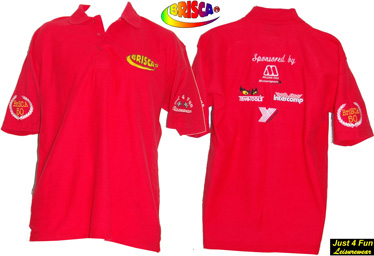 Auto Racing Clothing  Kids on Oval Racing Shop   F2 Polo Shirt    Powered By Cubecart